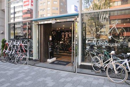 自転車の 自転車 日本橋 ショップ : ローロバイシクルズ|都心で ...