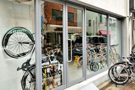 自転車の 自転車 日本橋 ショップ : アヴェロ バイシクル ショップ ...