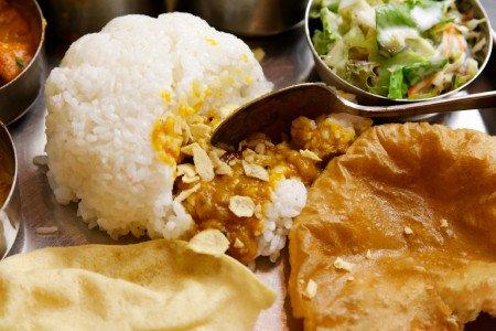 南インド料理 ダクシン (DAKSHIN)