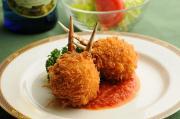 レストランラグー 蟹クリームコロッケ