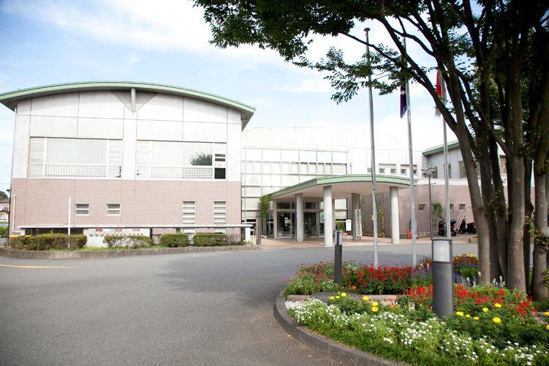 サン町田旭体育館