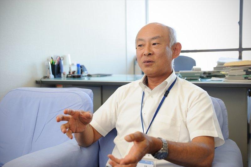 横山雄司さん