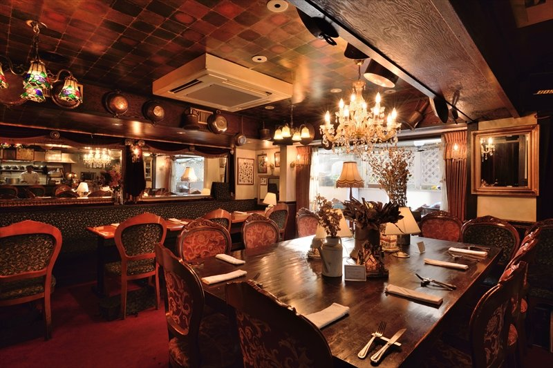 ガロパン フレンチレストラン