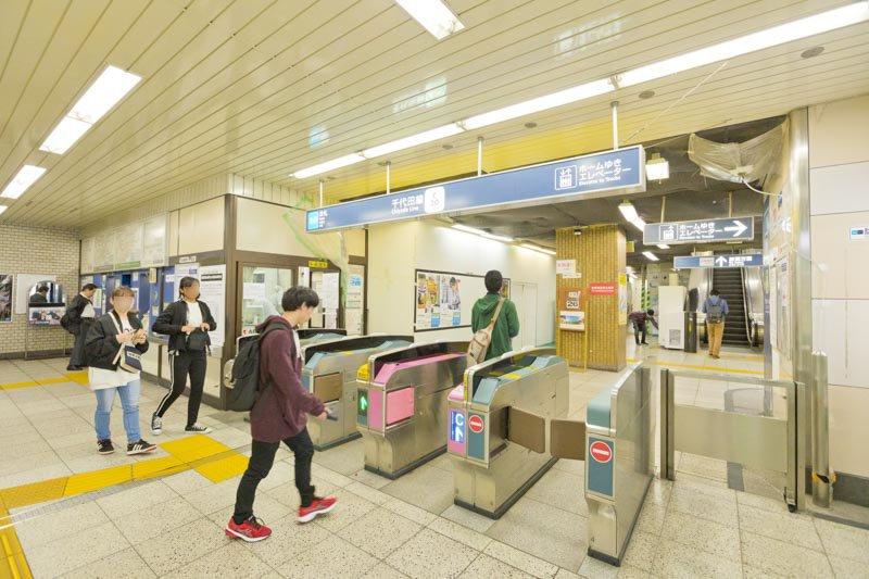「北綾瀬」駅