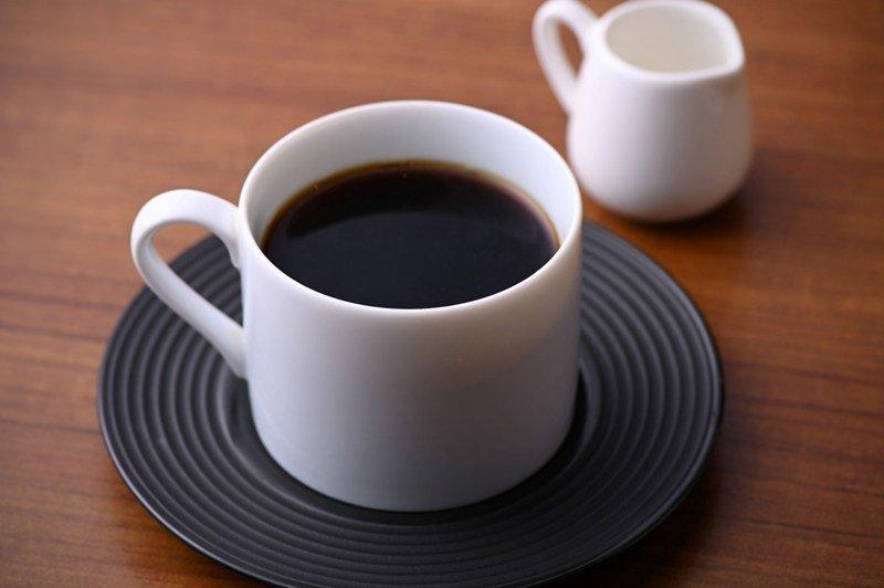 ハンドドリップの美味しいコーヒー