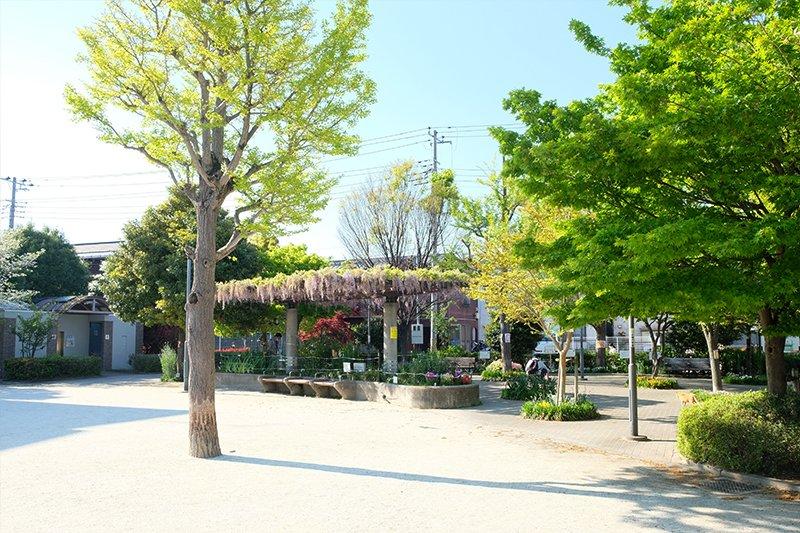 「弘道いこい公園」