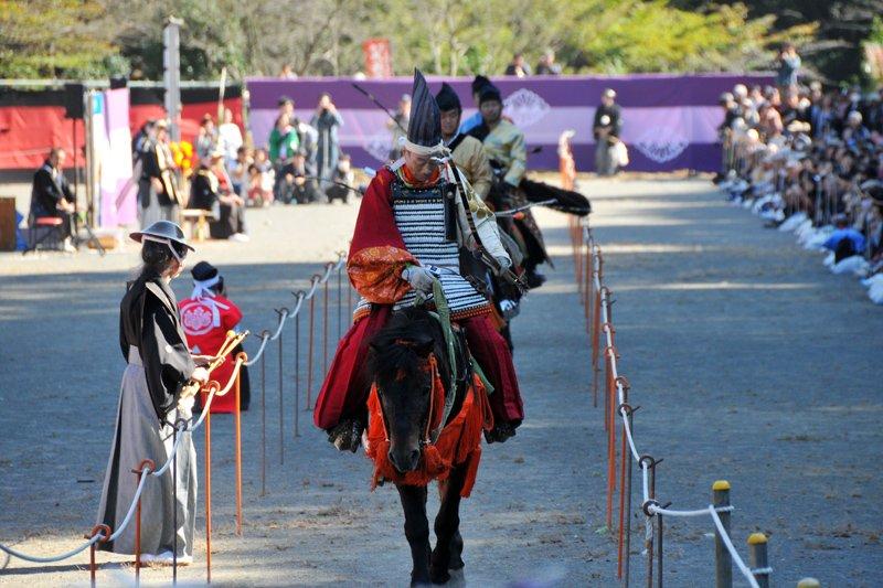 町田時代祭り2015