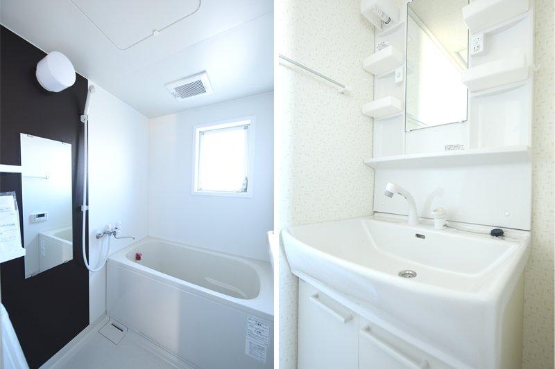 お風呂もトイレもリフォーム済み新品