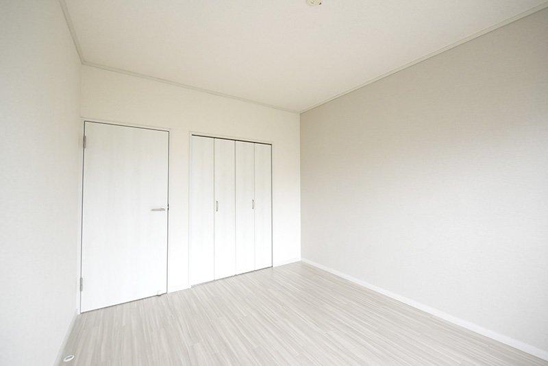 収納も各部屋に付いています