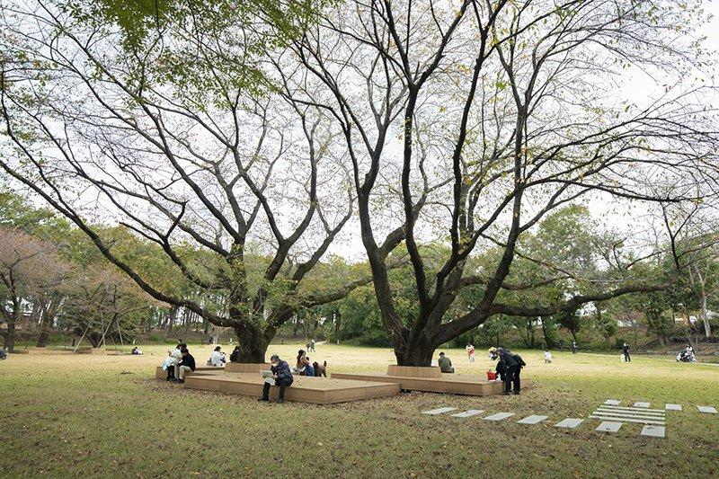 鶴間公園さわやか広場(提供元:東急・町田市)