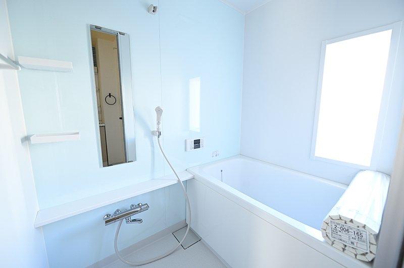 感動的にきれいなバスルーム