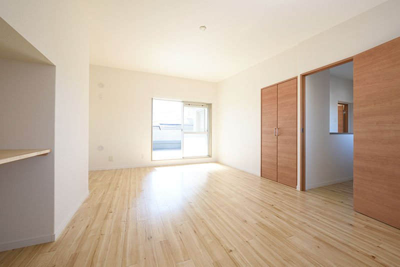 3階の9帖洋室