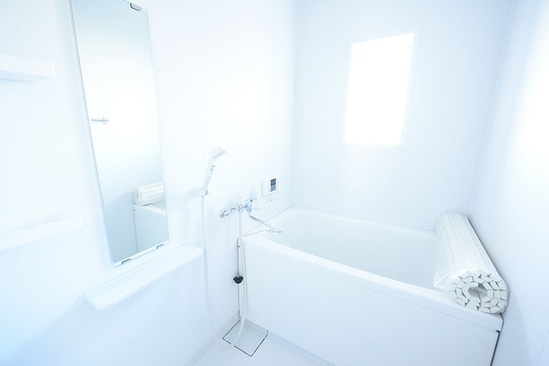 お風呂は追い炊き機能付き