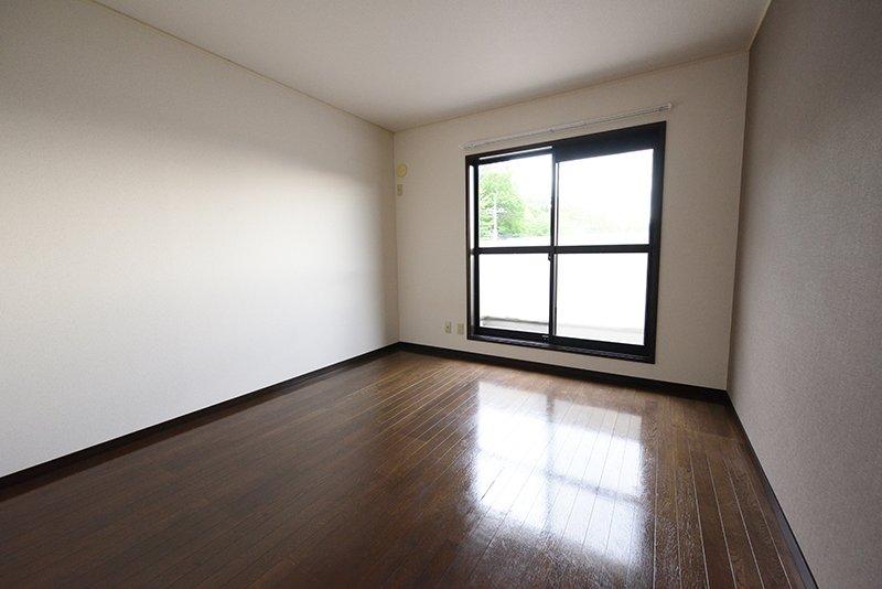 2階にある洋室