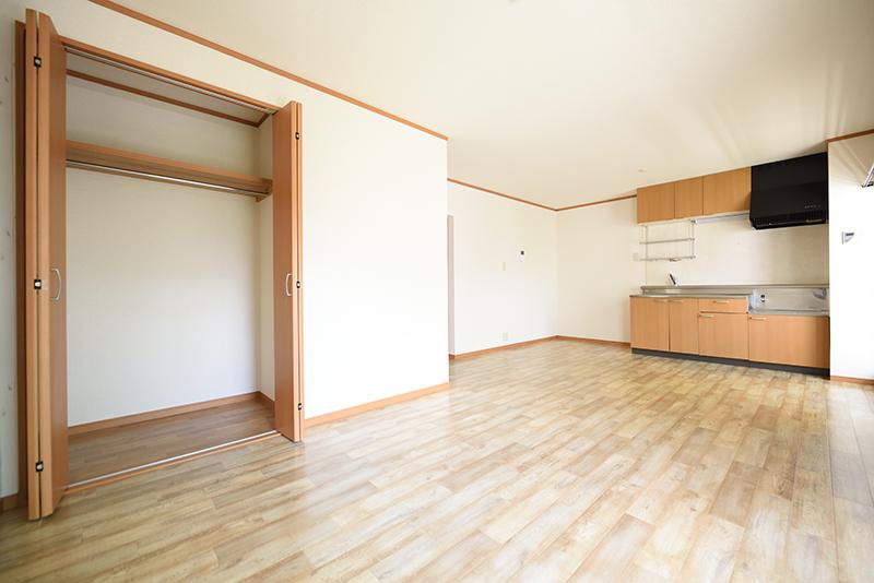 「「ポプラヶ丘コープ14号棟 206号室」 リビング