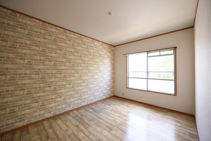 「「ポプラヶ丘コープ14号棟 206号室」 6帖洋室