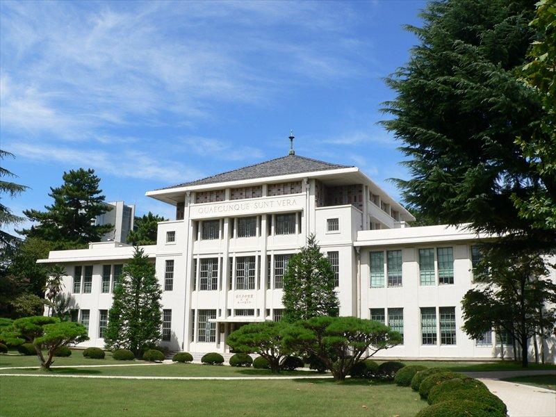 東京女子大学・本館