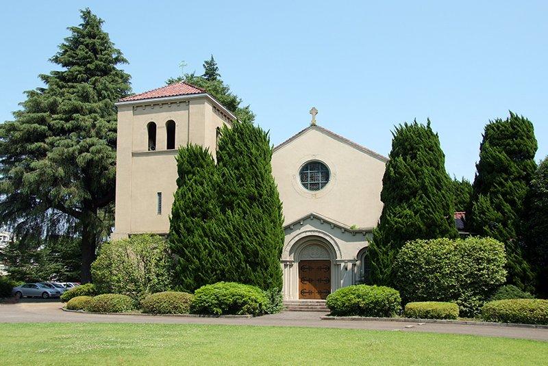聖マーガレット礼拝堂