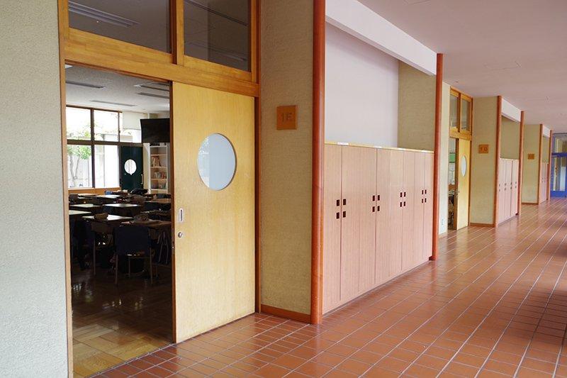 中学校教室
