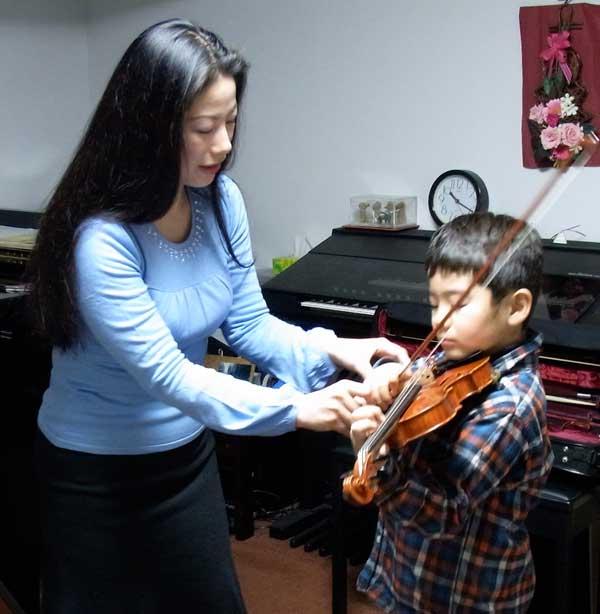 かじのヴァイオリンスクール