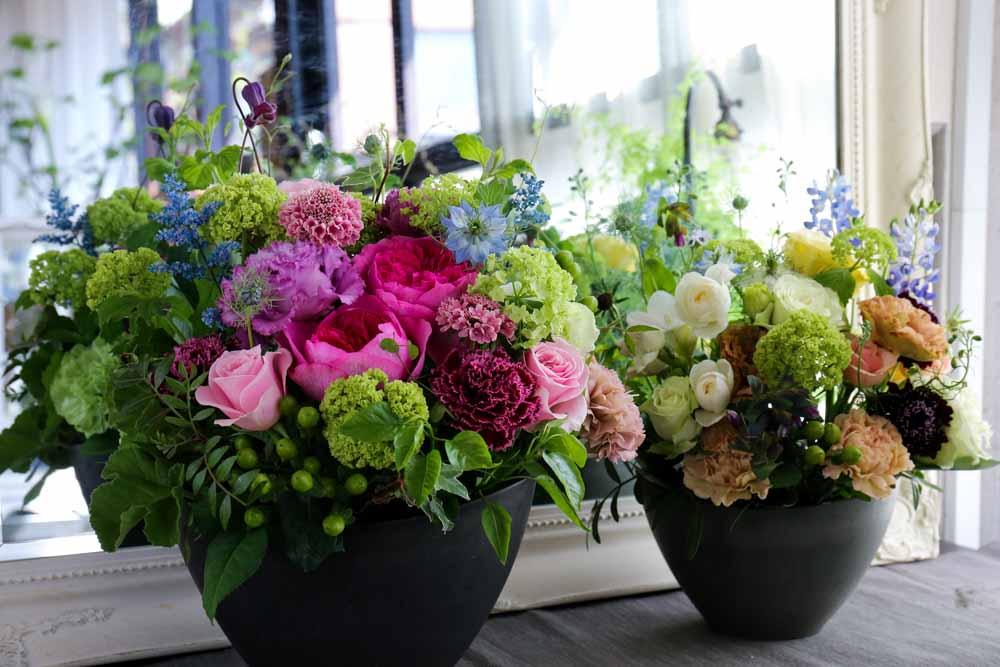 美しい花との出会いが待っている場所