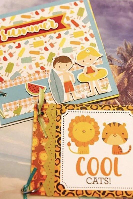 夏休み期間は、親子で楽しめるワークショップも開催