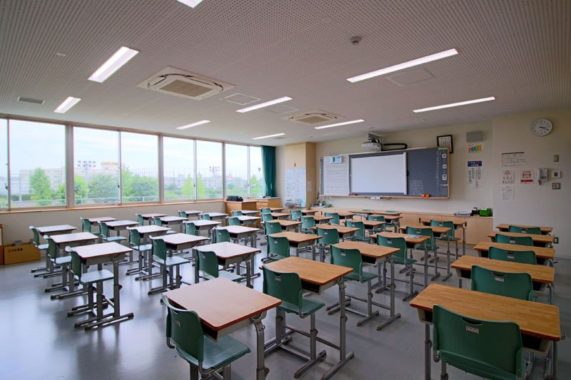 普通教室の様子