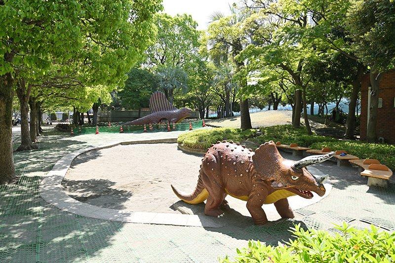 総合レクリエーション公園(約8,400m)
