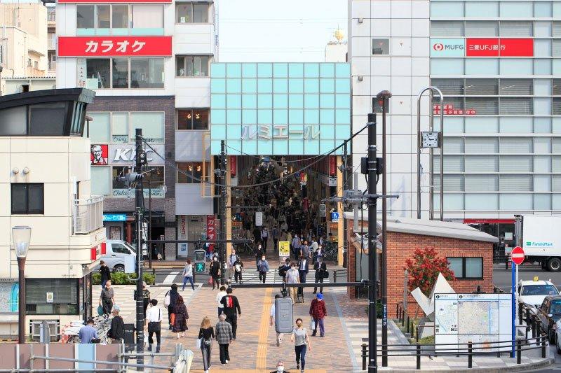 新小岩ルミエール商店街