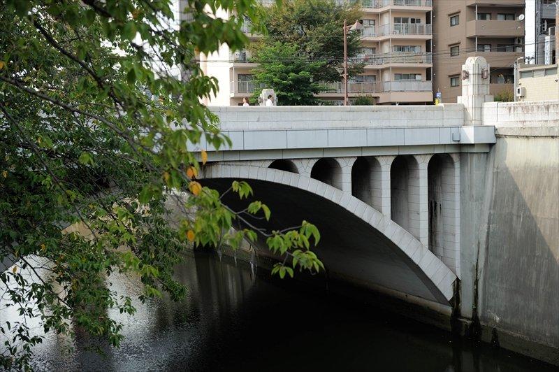 目黒川と目黒新橋