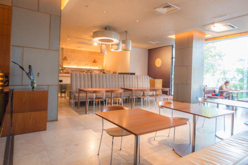 Hotel CLASKA 併設のレストラン
