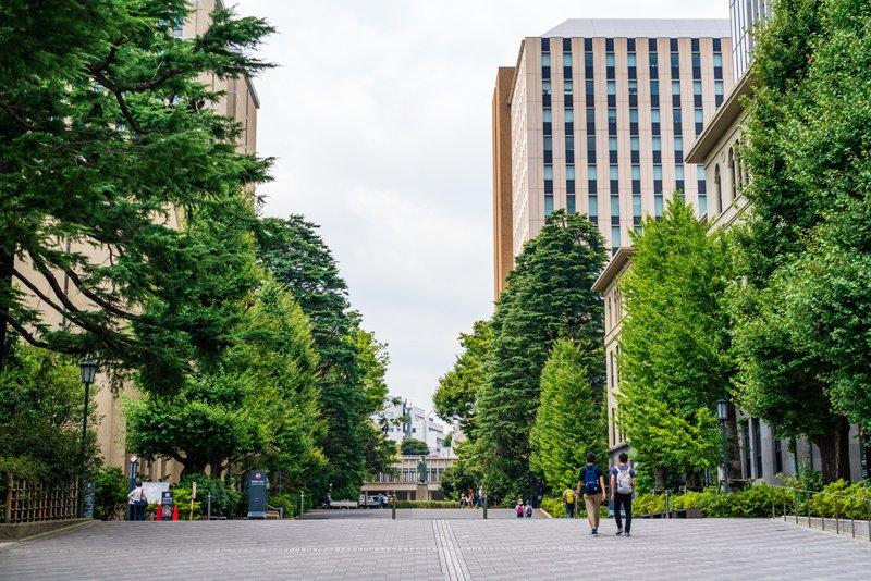 「早稲田大学 早稲田キャンパス」