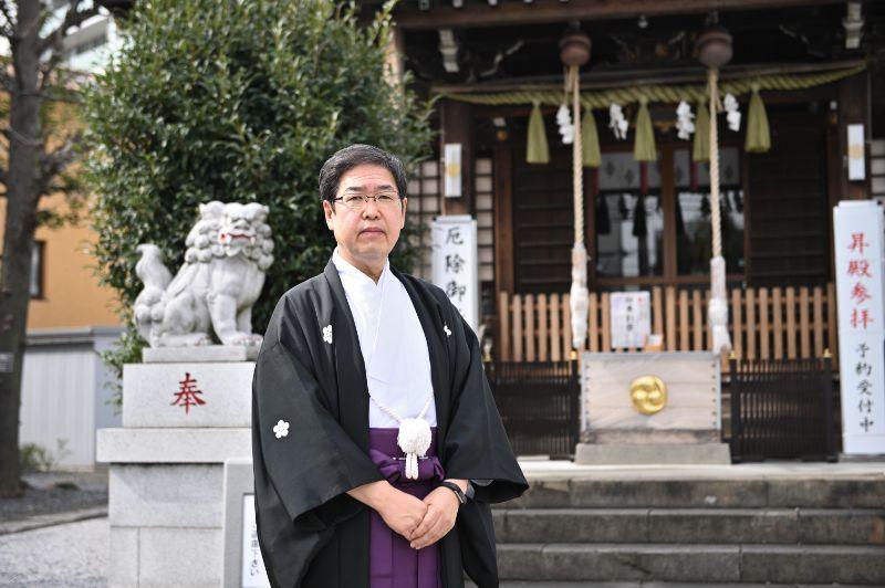 時代や街の変遷に合わせ、着実に歩みをすすめる「高田總鎭守氷川神社」