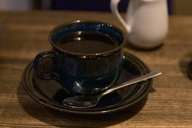自家焙煎にこだわったコーヒー