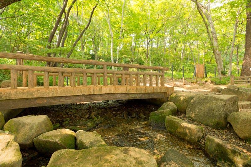 黒川清流公園