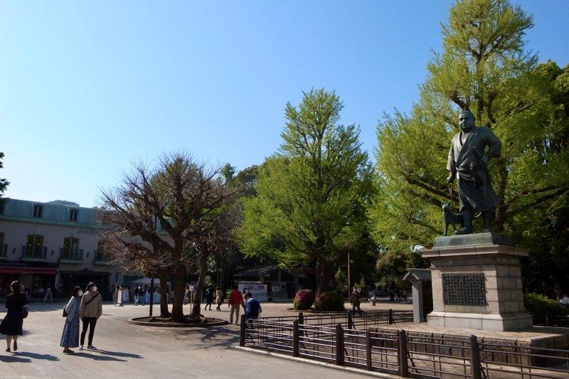 「上野恩賜公園」